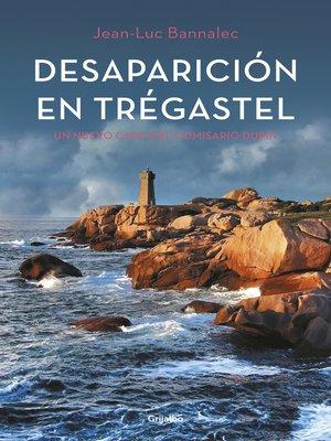 cover image of Desaparición en Trégastel