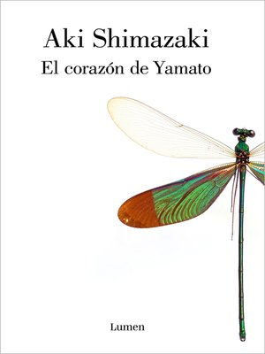 cover image of El corazón de Yamato
