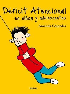 cover image of Deficit Atencional En Niños Y Adolescentes