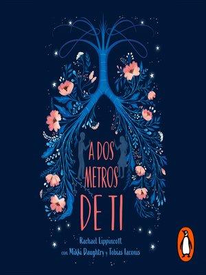 cover image of A dos metros de ti