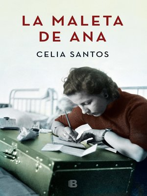 cover image of La maleta de Ana