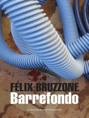 cover image of Barrefondo