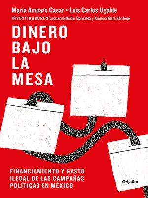 cover image of Dinero bajo la mesa