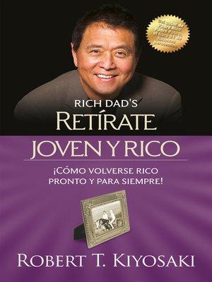 cover image of Retírate joven y rico