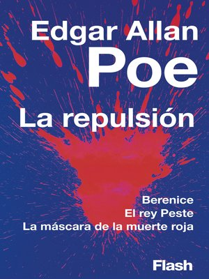 cover image of La repulsión (Flash Relatos)