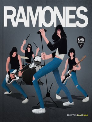 cover image of Ramones (Band Records)