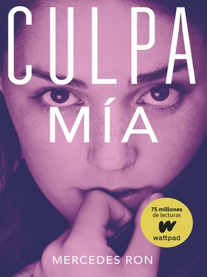 cover image of Culpa mía