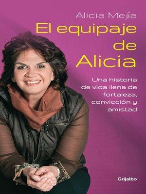 cover image of El equipaje de Alicia