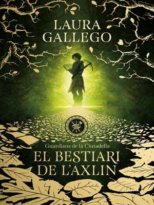 cover image of El bestiari de l'Axlin