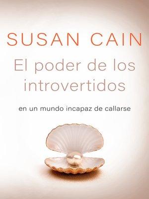 cover image of El poder de los introvertidos