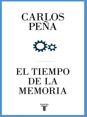 cover image of El tiempo de la memoria