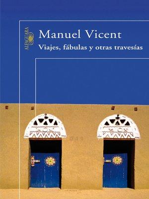 cover image of Viajes, fábulas y otras travesías