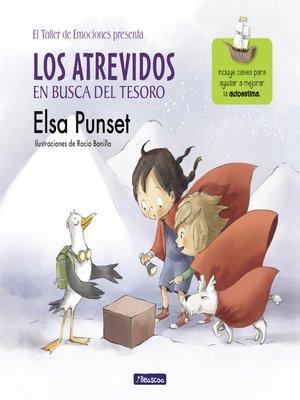 cover image of Los Atrevidos en busca del tesoro (El taller de emociones 2)