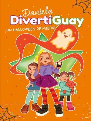 cover image of ¡Un Halloween de miedo!
