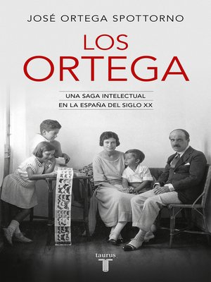 cover image of Los Ortega