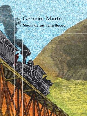 cover image of Notas de un ventrílocuo