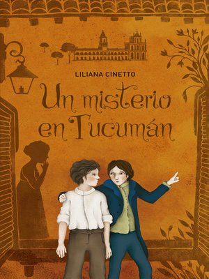 cover image of Un misterio en Tucumán