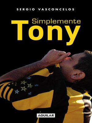 cover image of Simplemente Tony
