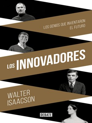 cover image of Los innovadores
