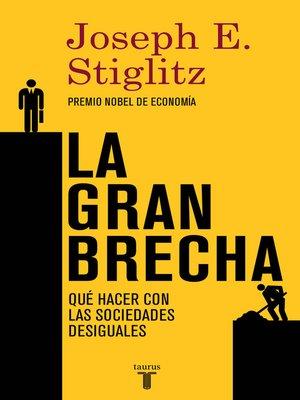 cover image of La gran brecha