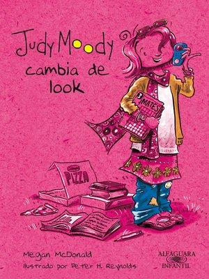 cover image of Judy Moody cambia de look (Colección Judy Moody 8)