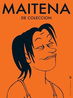 cover image of Maitena de coleccion 9