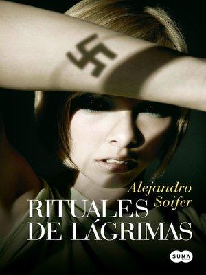 cover image of Rituales de lágrimas