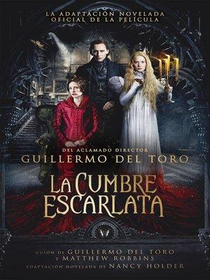 cover image of La cumbre escarlata