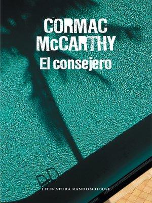 cover image of El consejero