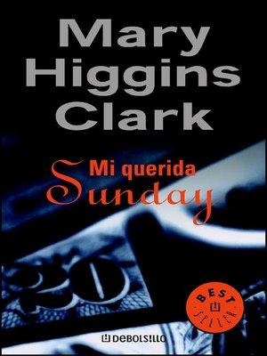 cover image of Mi querida Sunday