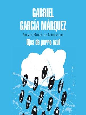 cover image of Ojos de perro azul