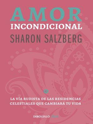 cover image of Amor incondicional