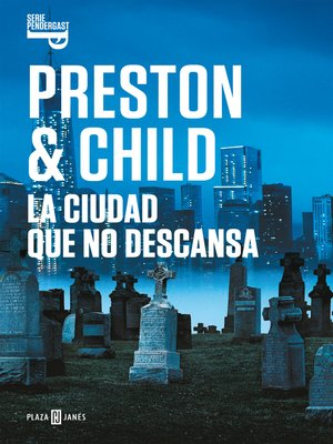 cover image of La ciudad que no descansa (Inspector Pendergast 17)