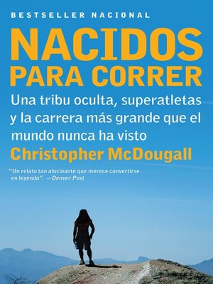 cover image of Nacidos para Correr