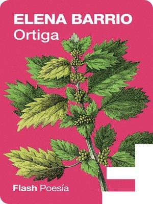 cover image of Ortiga