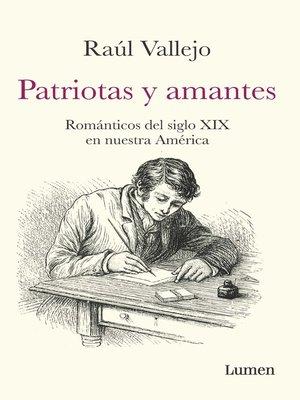 cover image of Patriotas y amantes