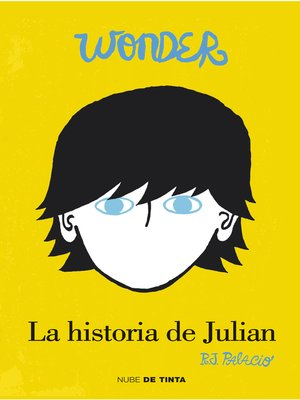 cover image of Wonder. La historia de Julian