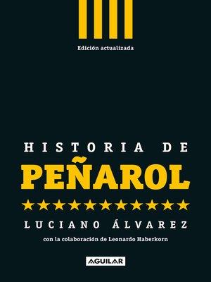 cover image of Historia de Peñarol