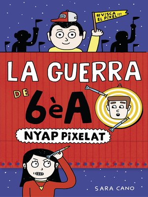 cover image of Nyap pixelat