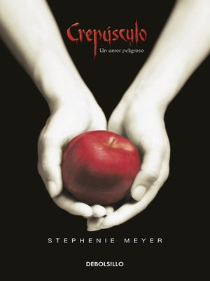 cover image of Crepúsculo