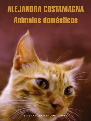 cover image of Animales domésticos