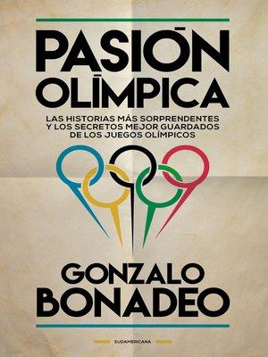 cover image of Pasión olímpica