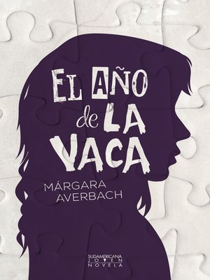 cover image of El año de la vaca