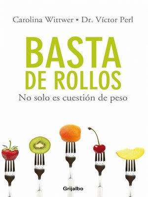 cover image of Basta de Rollos