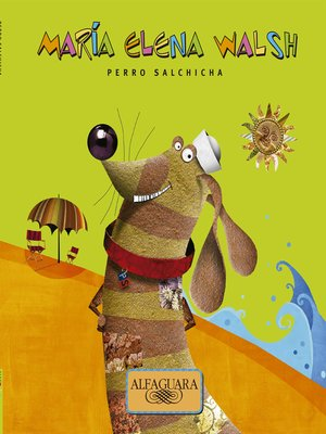 cover image of Perro salchicha