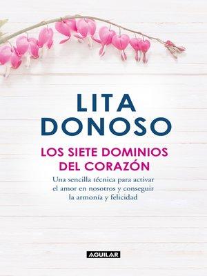 cover image of Los siete dominios del corazón