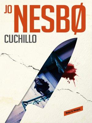 cover image of Cuchillo