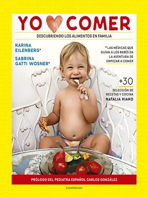 cover image of Yo amo comer
