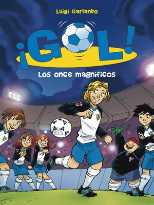 cover image of Los once magníficos