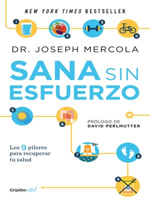 cover image of Sana sin esfuerzo